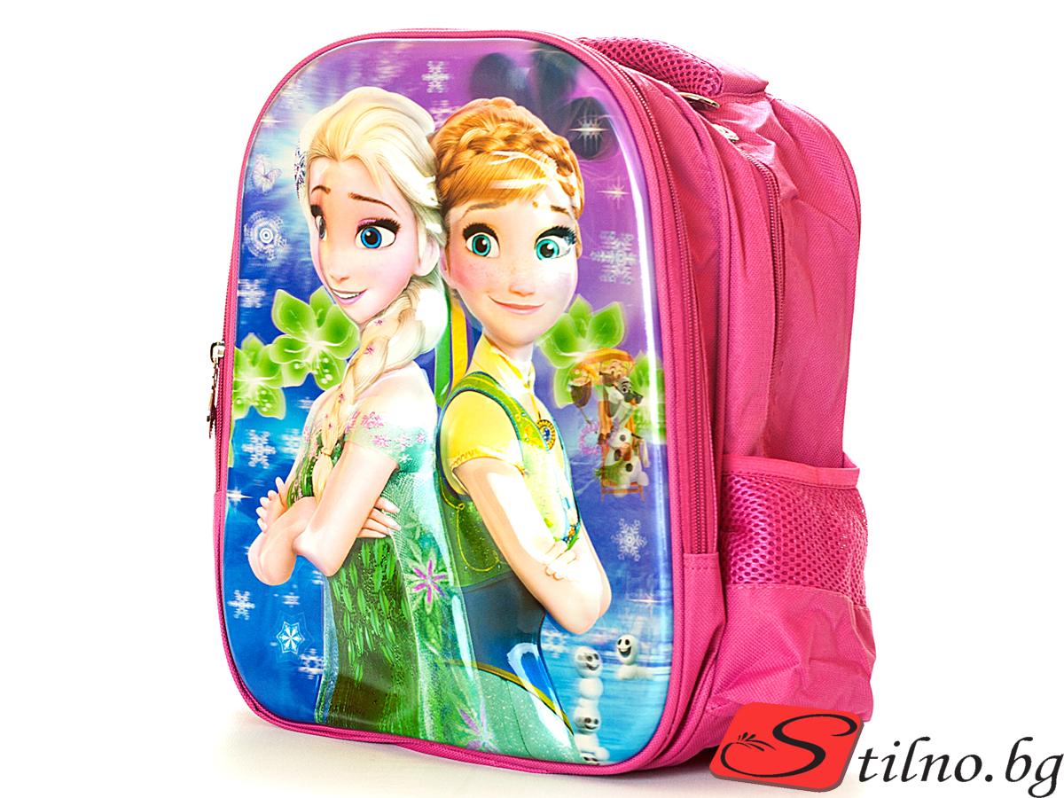 Детска 3D Раница Frozen
