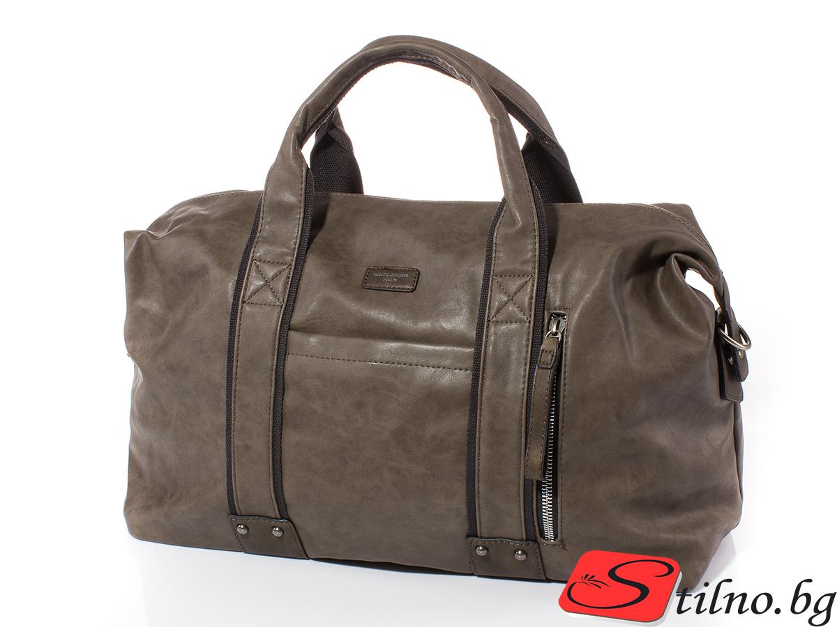 Пътна чанта David Jones CM3960-03 - Каки