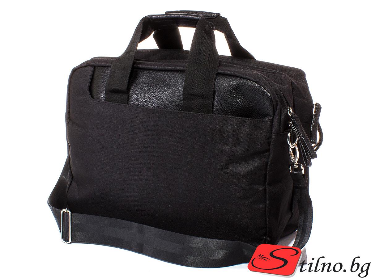 Пътна чанта T3014-08 - Черна