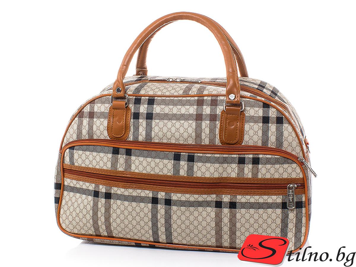 Пътна чанта T3026S-00 - Цветна
