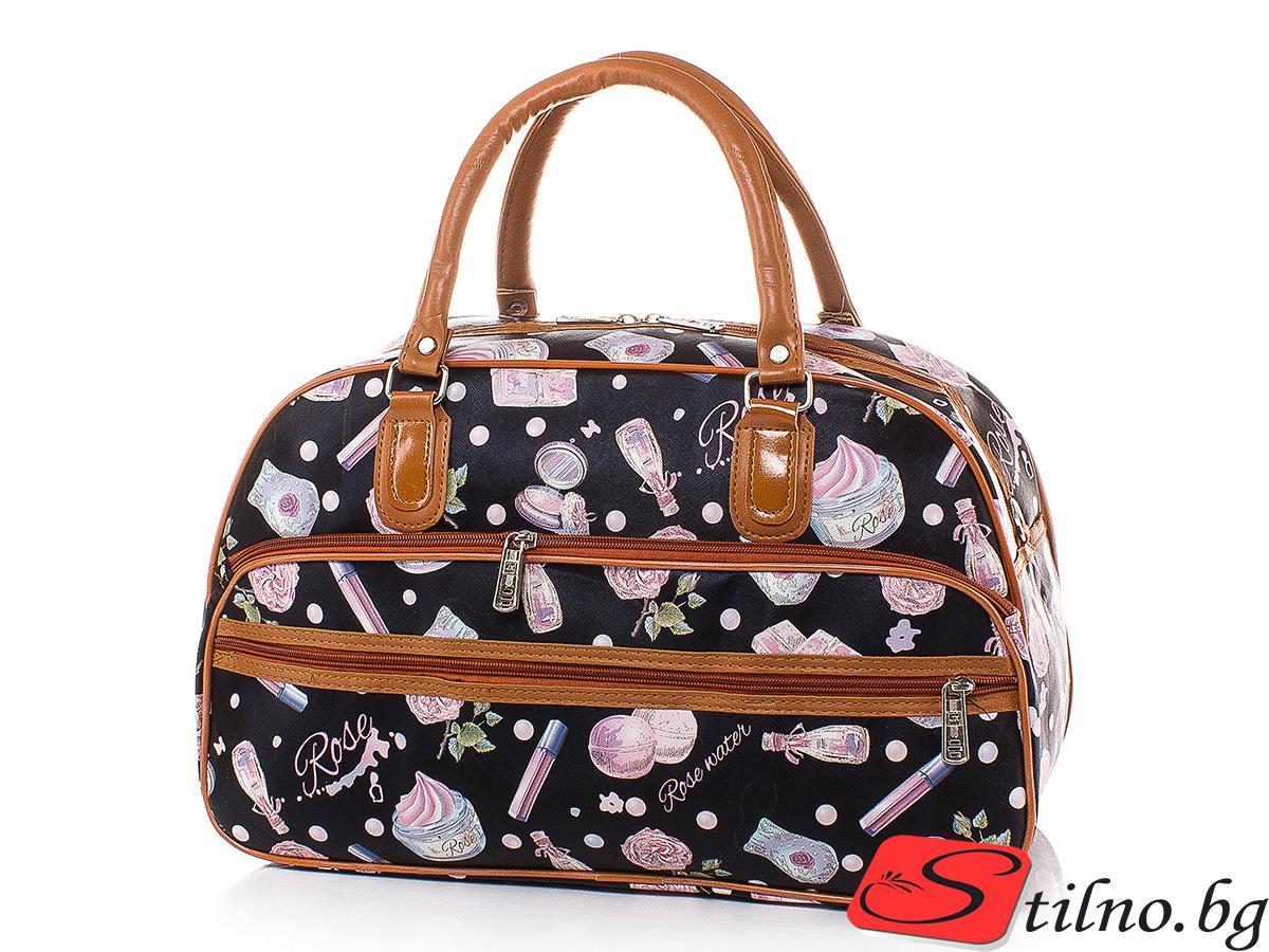Пътна чанта T3030S-00 - Цветна